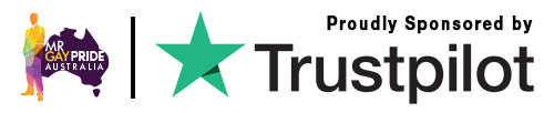 Mr Gay Pride Australia Proudly Sponsored By Trustpilot